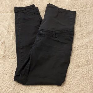 Thyme Maternity Skinny Jeans Size Large